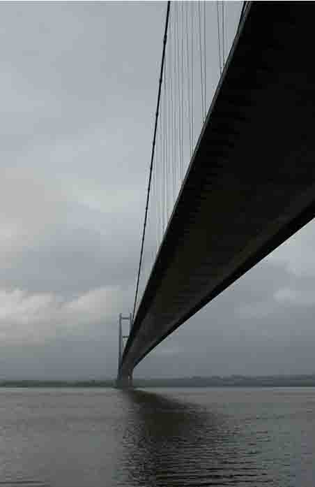 Humber Bridge, West Yorkshire